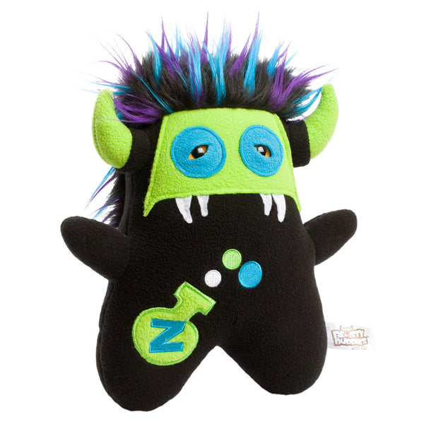 Beasty Buddies ZEPPELIN Plush Monster