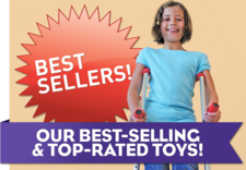 Geospace Top-Seller and Highest-Rated Toys