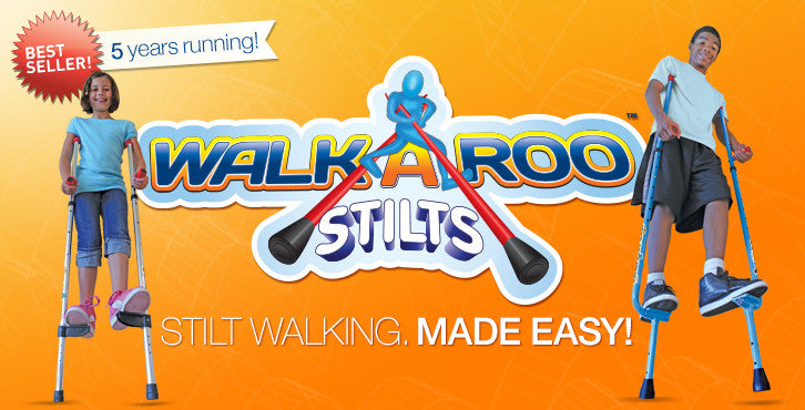 Walkaroo, Stilts, Active Play