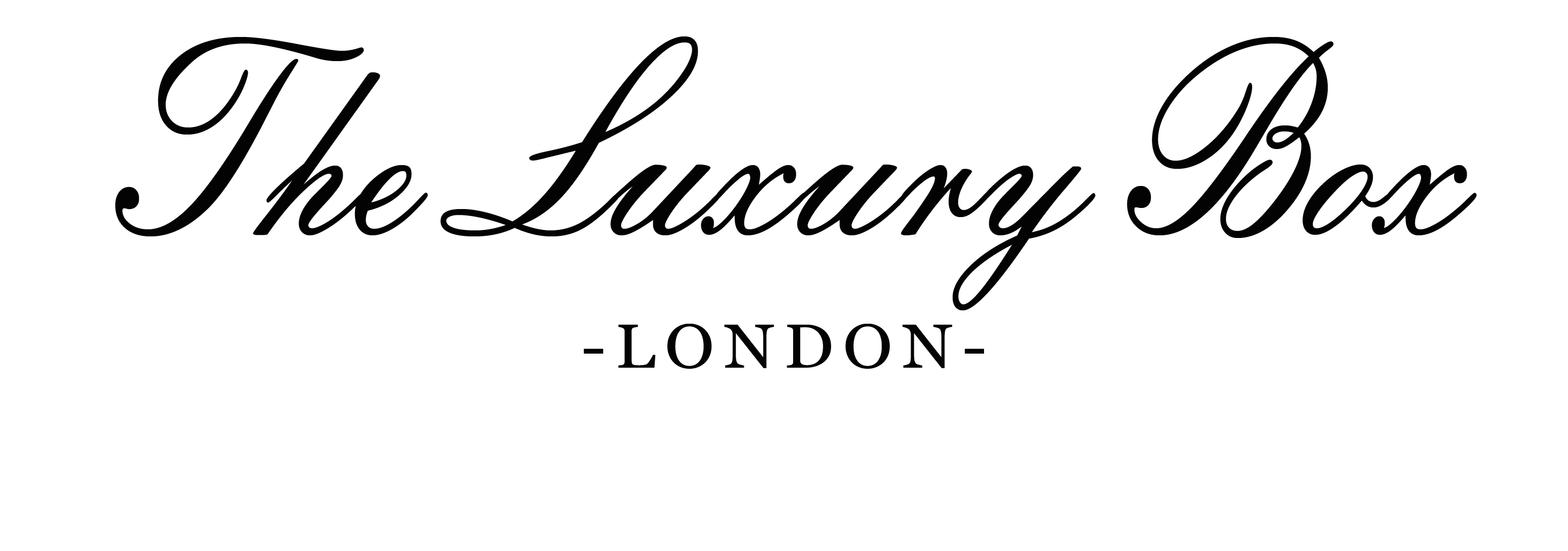 the luxury box london