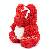 Red Rose Bear
