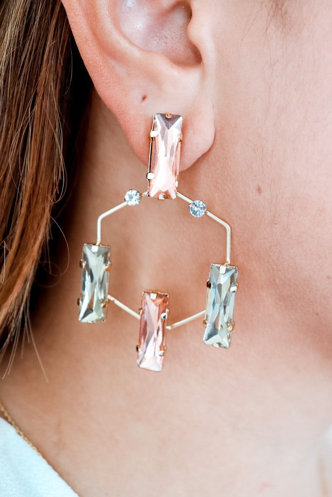 Grace Statement Earrings