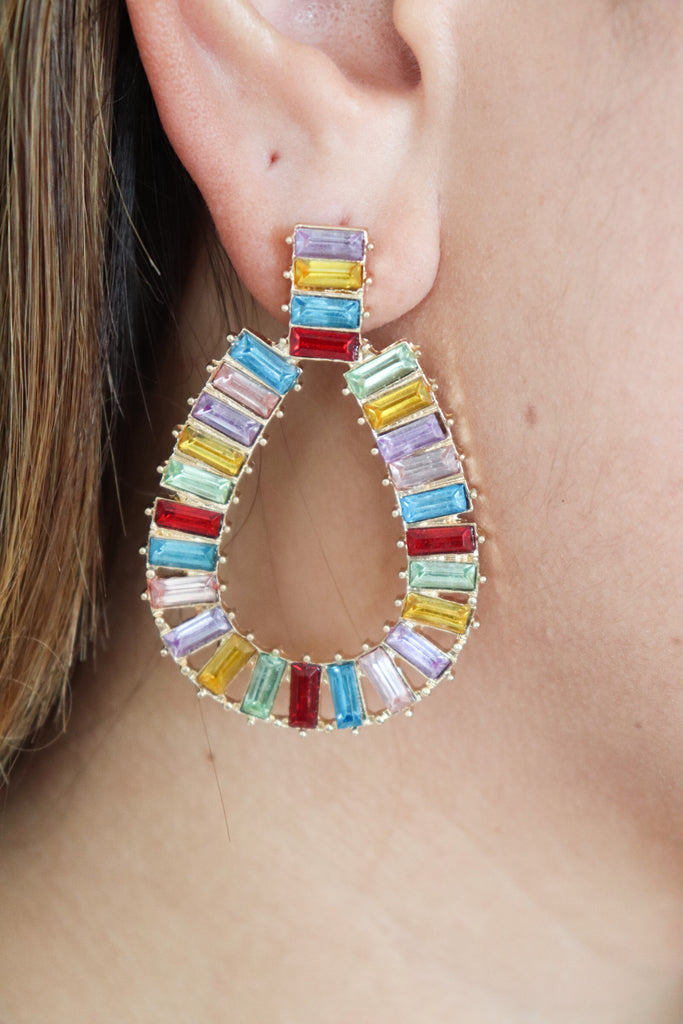 Karla Statement Earrings