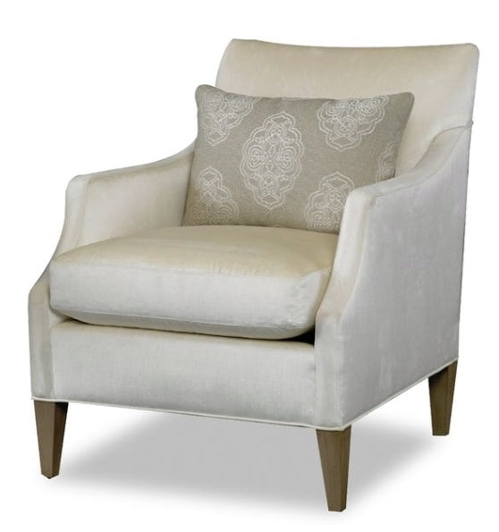 Azriel Club Chair with Legs