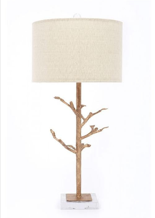 Gold Tree Table Lamp Stanton Home Furnishings