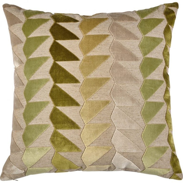 Edge Pillow, Citrine