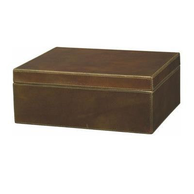 Leather Box, Earl