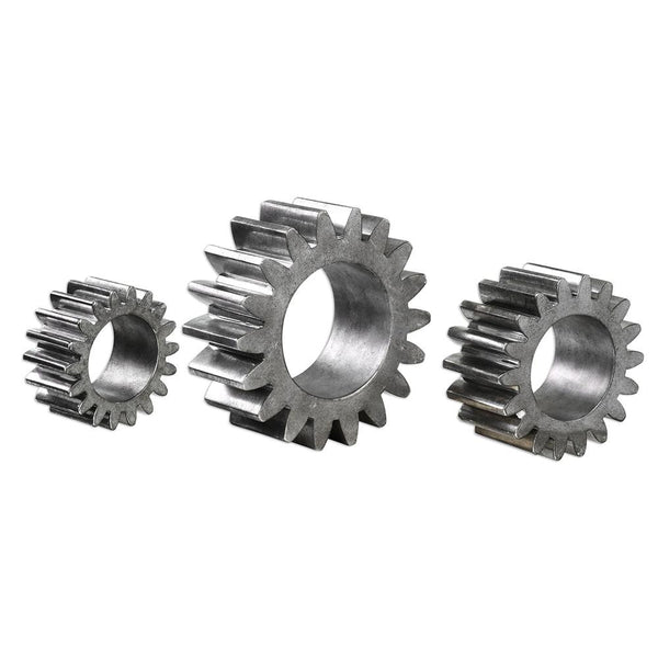 Gears, Set of 3