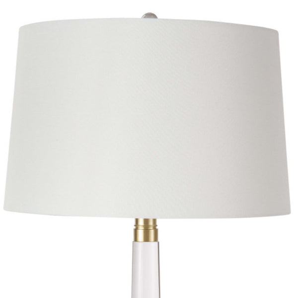 Cut-Crystal - Stowe Crystal Table Lamp