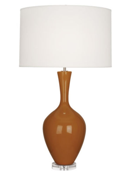 Audrey Table Lamp -Cinnamon