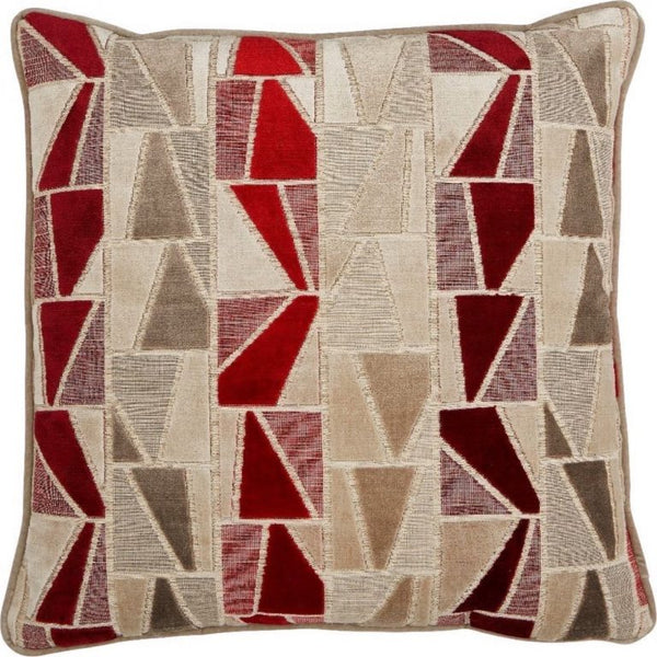 Manhattan Pillow, Ruby