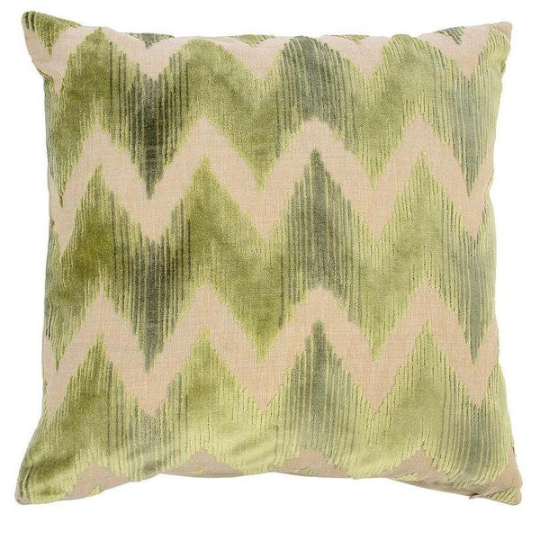 Mary Pillow, Green