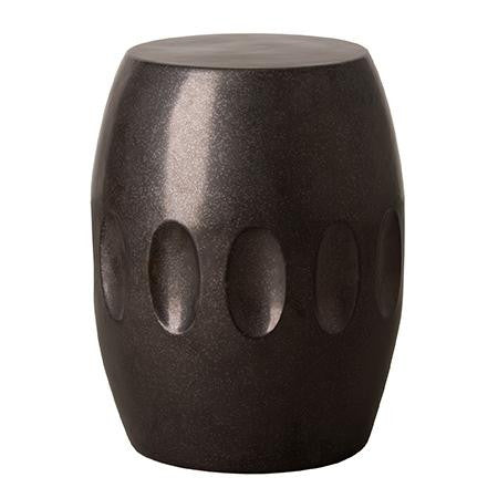 Garden Stool - Orion Gunmetal