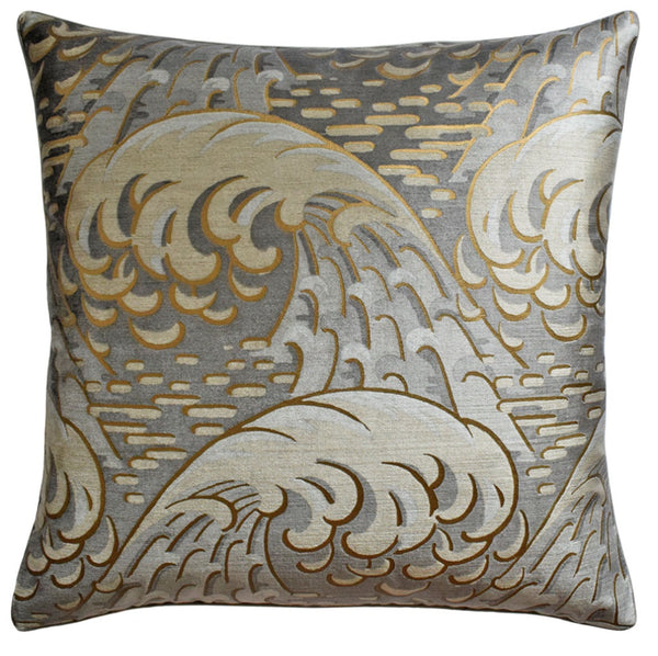 Kaiyou Pillow, Pewter