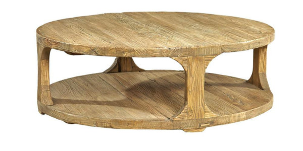 Pamlico Round Coffee Table
