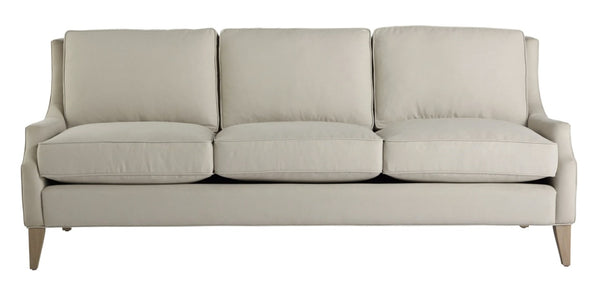 "Manhattan Sofa  85""W - Only ""Crypton Mica"""