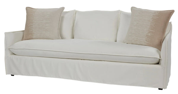 "Siesta Key Sofa  - 90""W Only Crypton ""Super Salt"""