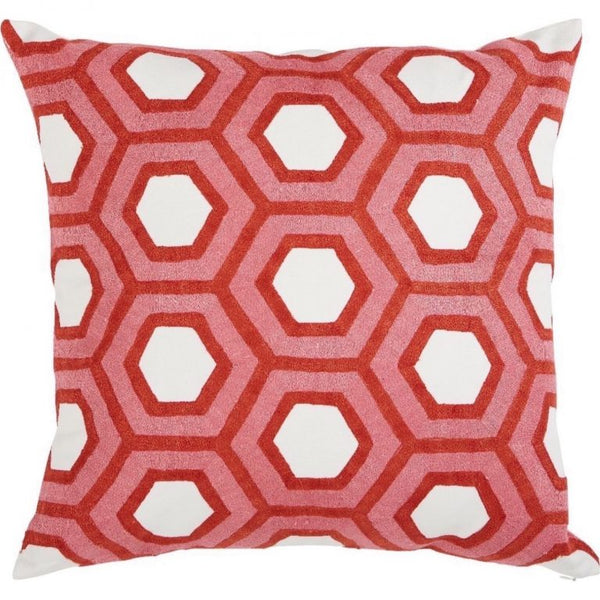 Tess Pillow, Coral