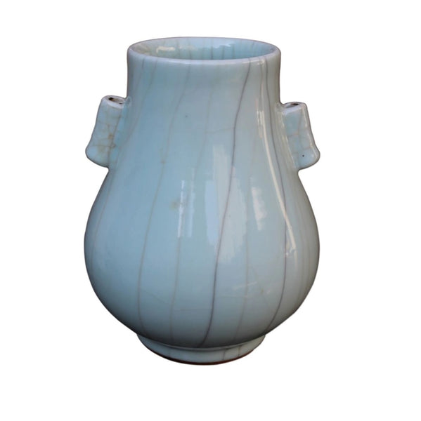 Vase - Celadon Double Ear - SM