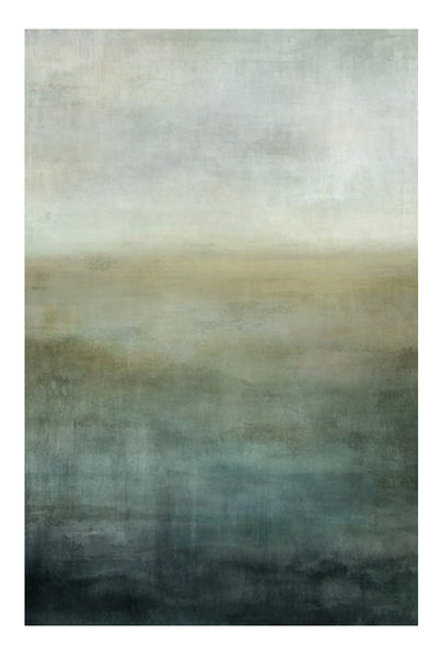 "Under Water Encaustic Art, 62""H"