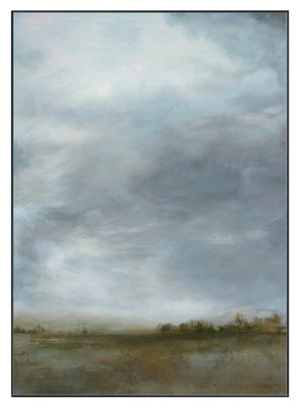 "Wuthering Heights Art, 40"" x 56"""