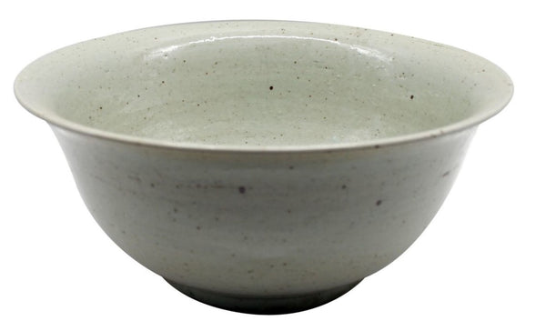 Bowl - Korean, Vintage White