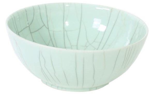 Bowl - Celadon Crackle