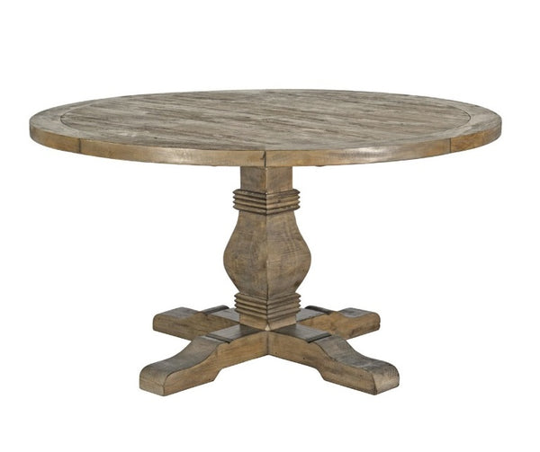 "Caleb Dining Table, 55"" Rd"