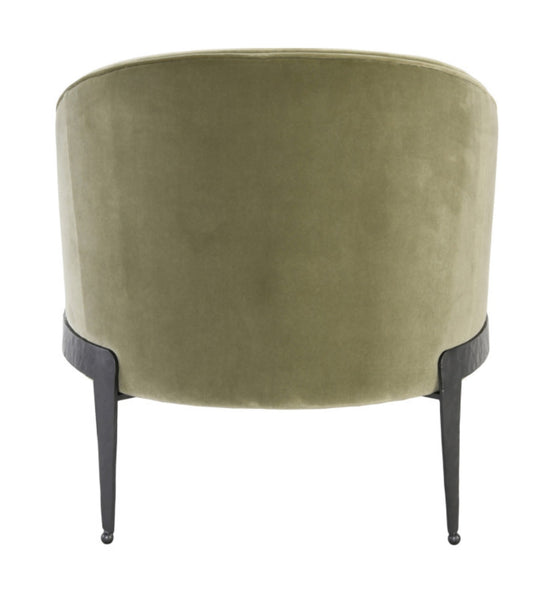 Aurelia Accent Chair, Olive