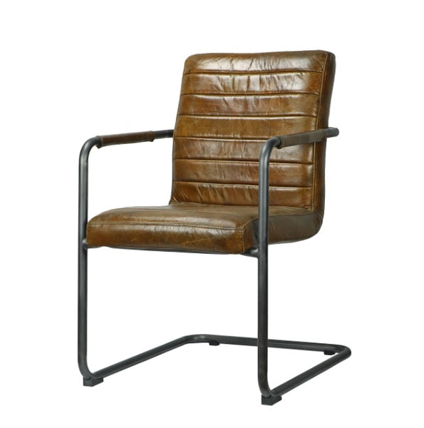 Leather - Bauhaus Armchair