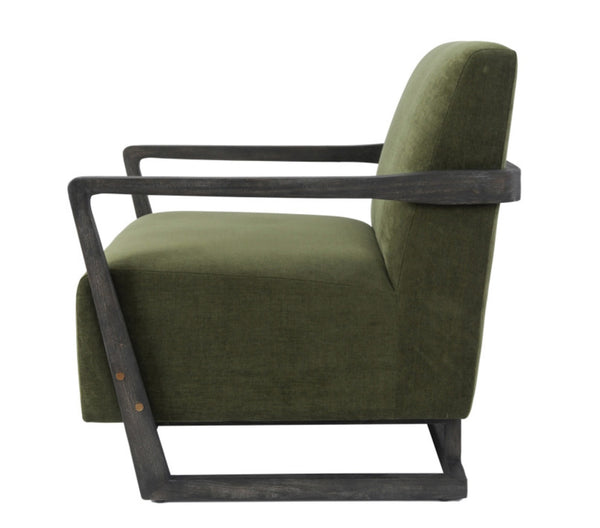Conley Accent Chair, Green