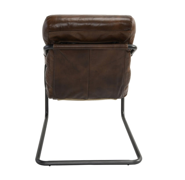 Leather - Jackson Chair, Brown