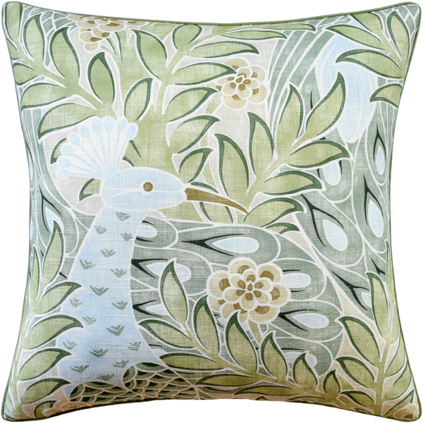 Desmond Pillow, Green
