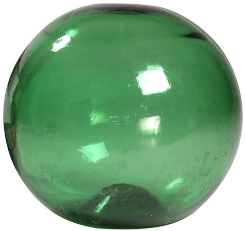Floating Green Ball