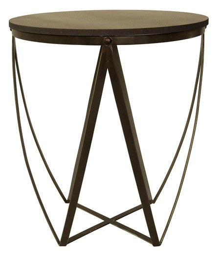 Diagram Round Side Table