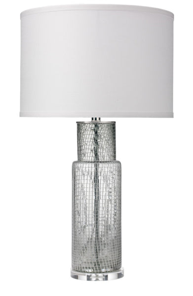 "Atwater Table Lamp, Grey 30""H"