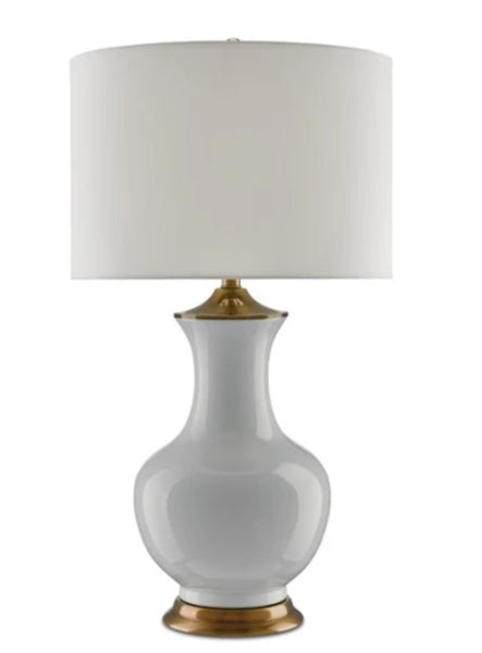 Lilou Table Lamp - White