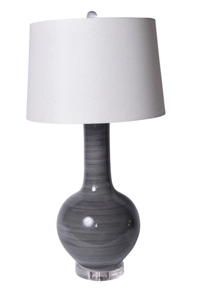 Globular Table Lamp - Iron