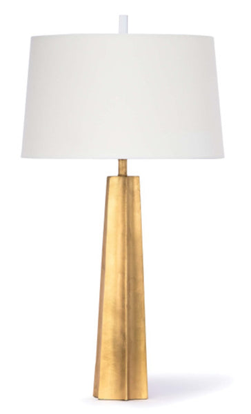 Celine Table Lamp, Gold