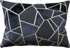 La Tortue Lumbar Pillow, Midnight