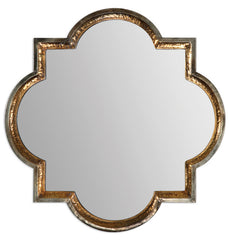 Lourosa Antique Gold Mirror