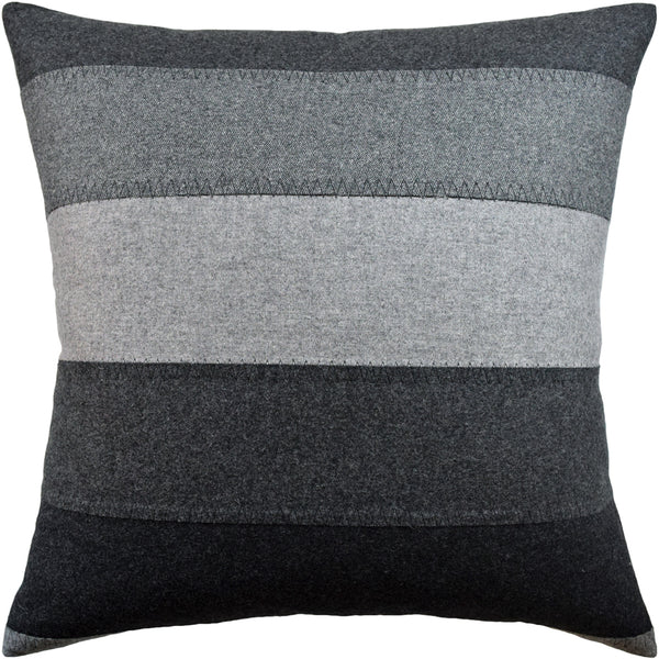 New Suit Pillow, Charcoal