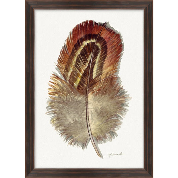 Painted Feathers, #8