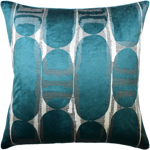 Scarab Pillow, Tourmaline