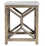 "Catali 22"" Square End Table"