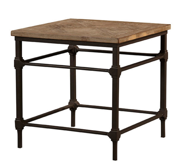 Coldiron Side Table 23.5""