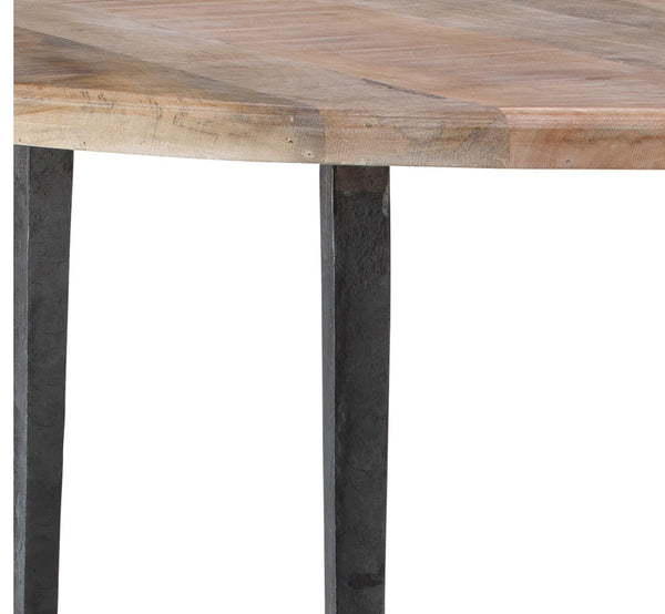 Bistro Dining Table - Farmhouse, Round 45""