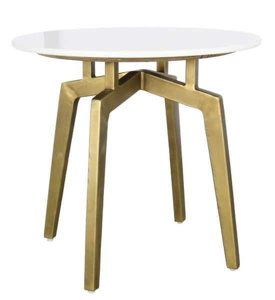 Hesby Round End Table 24""