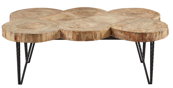 Whiskey Coffee Table 48.5""