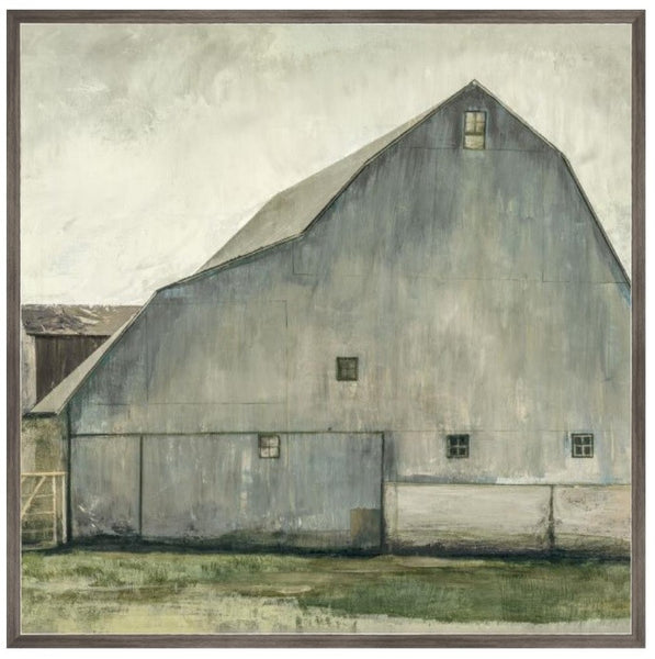 The Old Wooden Barn, Rustic frame